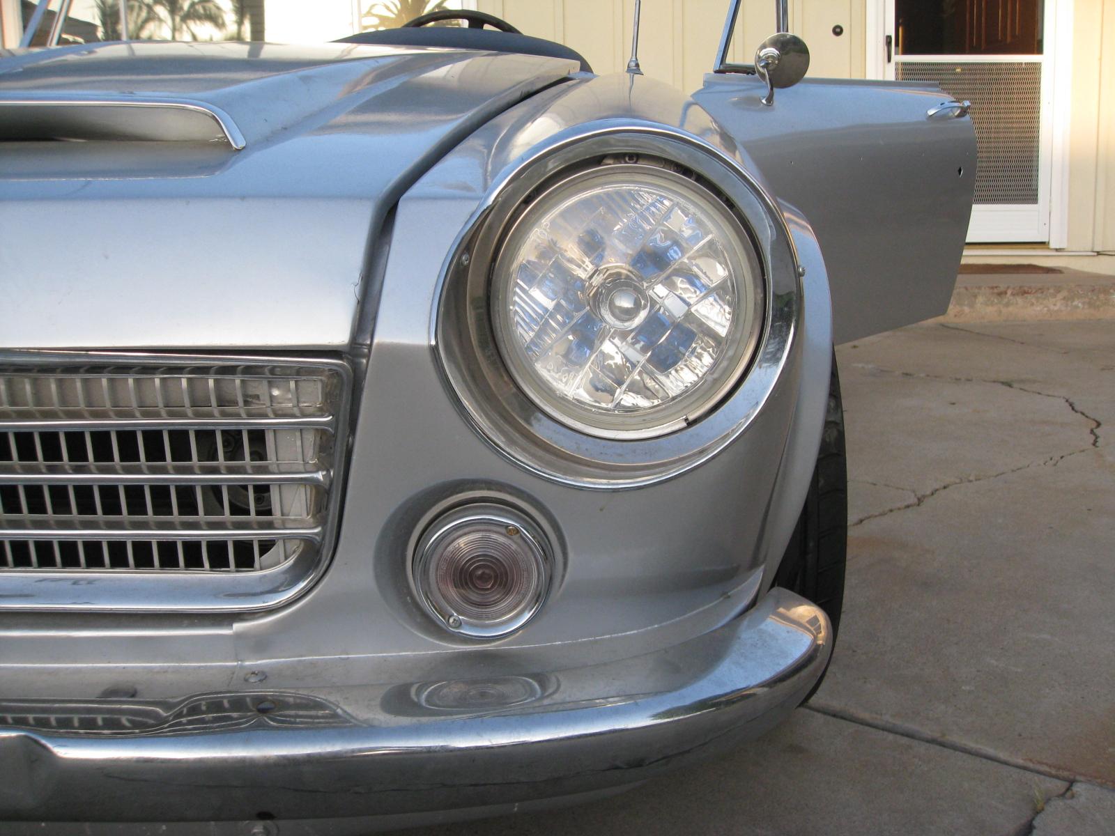 About Kazu   The Rebirth of Kazu – 1967.5 Datsun Fairlady